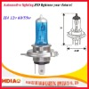 HOT!!! Best Super White H4 Halogen Headlight bulbs 12V