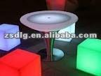 led bar cube furniture/led bar cube/outdoor cube seat