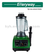 2012 hot sale large capacity 3L electric commerical juicer/blender