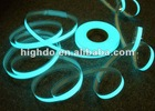 High brightness long life flashing Neon EL sticker with different shape, diameter and colors! Sound activated!