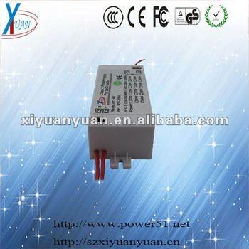 Adjustable 24v to 48v dimmable led strip driver 60w