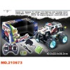 4CH DANCING RC CAR WITH LIGHTING&MP3 AND BLACK WHEEL