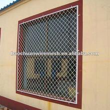 Finestra di sicurezza bellezza griglia recinzioni con il prezzo ragionevole in negozio(gratuito campione)