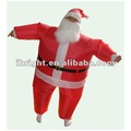 traje inflable santa claus traje