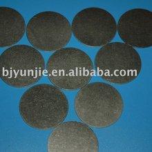 1.0 mm titanium round