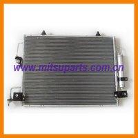 Air Conditioner Refrigerant Condenser For Mitsubishi Pajero V65 V68 V73 V75 V77 V78 V93 V96 V97 V98 MR513110 MN123332 7812A156