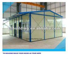 prefab mobile warehouse offices economizer for sale