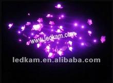 Battery powered base mini led tree light,christmas led lighting