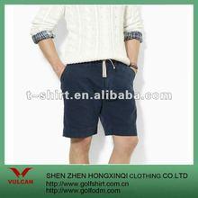 2012 Newest men's casual shorts/100% cotton