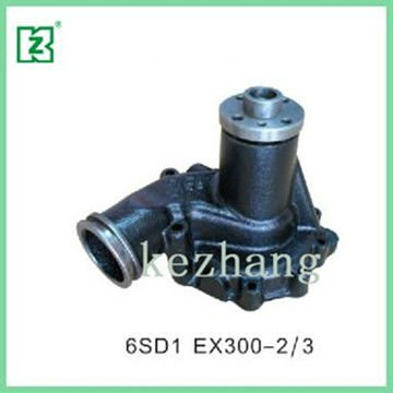 Excavator Ex300-2/3 Spare Part Hitachi 6sd1 Water Pump Photo, Detailed