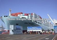 Sea shipping from shanghai to Bangkok of Thailand
