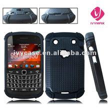for blackberry 9900 triple defender 3in cell phone cases