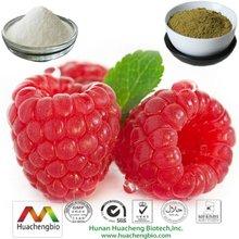 ISO&Kosher 5%~20% Flavone Raspberry Leaf P.E.