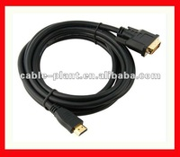 1080P High quality HDMI a VGA precios del cable with two ferrites