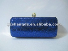 New styles sequins evening purse, clutch bag for ladies