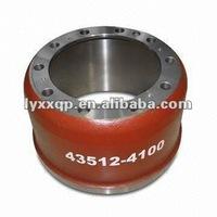 Truck Spare Parts-- brake drum 43207-90170 NISSAN