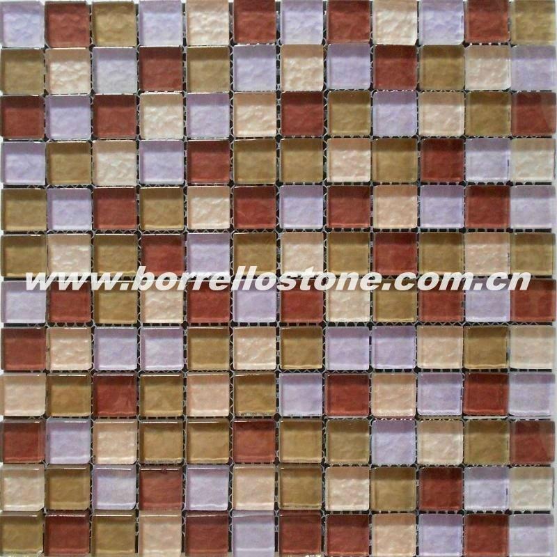 Azulejos Baño Tipo Mosaico:Azulejos de mosaico de vidrio para baño de la casa-Mosaicos