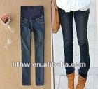 maternity joe abdominal fashion pencil jean pants