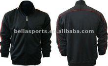 2012 custom cheap blank black windproof jacket for men paypal(1J757)