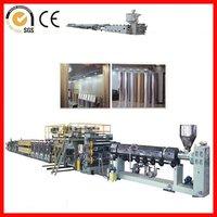 PVC floor sheet/mat extruder machine