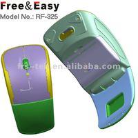 2.4Ghz mini usb optical mouse microsoft foldable mouse