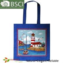 foldable polyester shopping bag