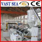 HDPE/PE water drainage sheet making machine