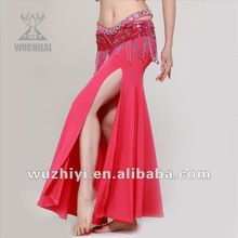 Cheap new Wholesale belly dancewear belly dance clothing,belly dance skirt (QC2059)