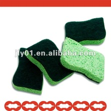 2012 high quality magic sponge scourer