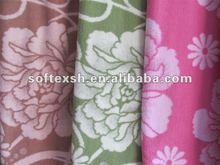 cotton yarn dyed towel blanket