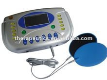 Multi-functional acupuncture laser therapy instrument for home with electrotherapy/heating/laser/ultrasound functions