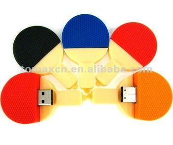 table tennis ball flash drive usb ping pong usb stick