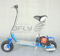 China made best quality 50cc cvt gas scooter