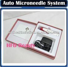 2012 NEW Electric Micro Nine Needle beauty machine Auto Microneedle