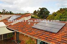 5kw solar panel system power 10000w