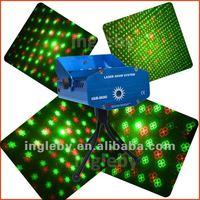 Mini auto 12v laser lighting