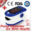 Finger Electrical Medical Pulse Counter with FDA