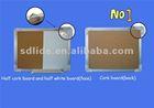 Combination Cork Board and White Board LD001-CWC