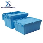 Foldable Plastik Container Mold