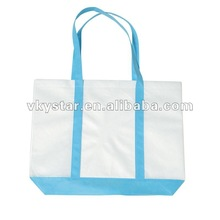 non woven cute shop bags for promotion