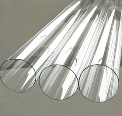 High borosilicate 3.3 glass tube ,clear glass, have stock,53mm*1.8mm*1750mm