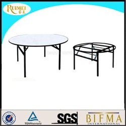 Wooden Banquet Round Table TF-T101