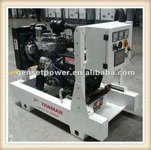 7kw to 45kw Yanmar Diesel Generator