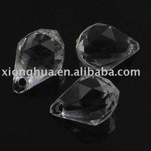 2012 fashion bead crystal clear acrylic drop beads