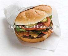 KFC Greaseproof Hamburger/Sandwich Wrapping Paper