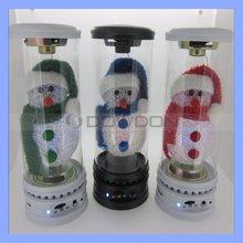 Best christmas gifts 2012 for children snow man speaker