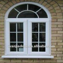 Pvc Good Quality exterior window decoration