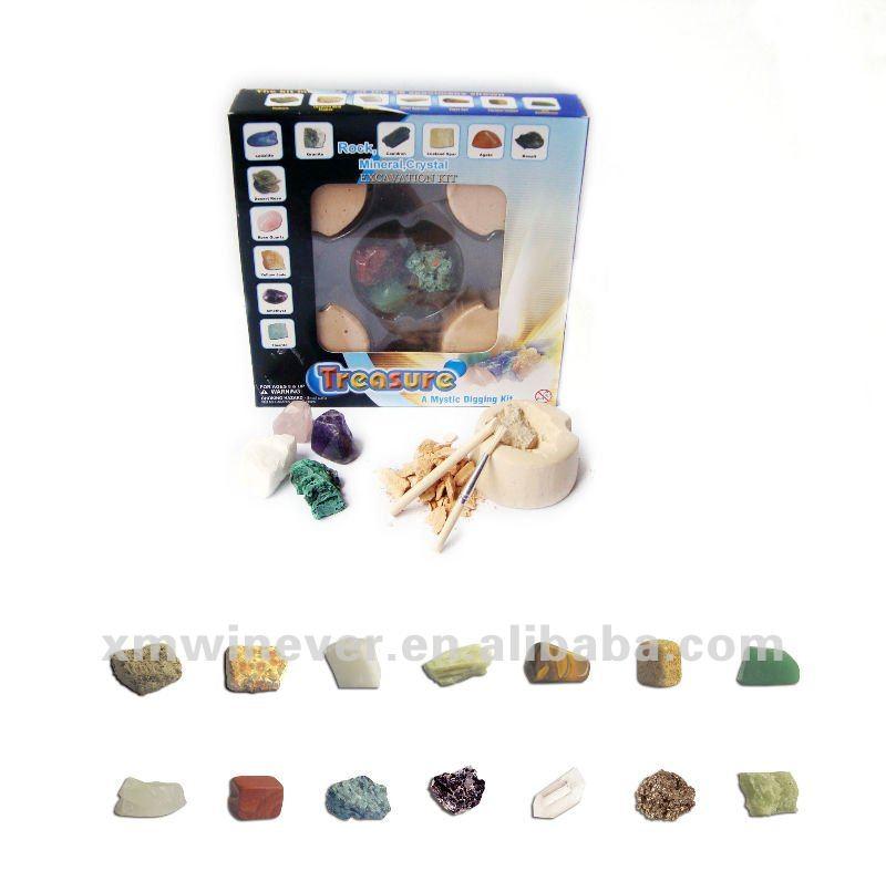 Rock,mineral Crystal