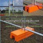outdoor decorative galvanized australia temporary fence panels