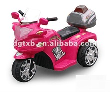 kids battery operated motorcycles 818 with alarm sound,working lights